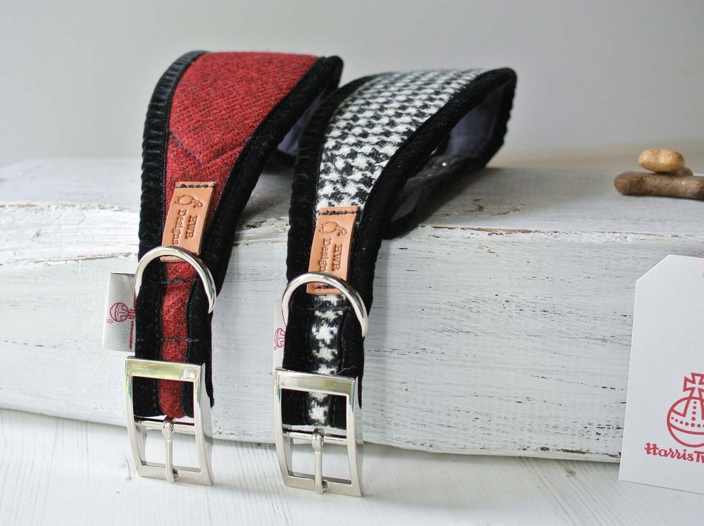 Sighthound Collars  - Darks Collection